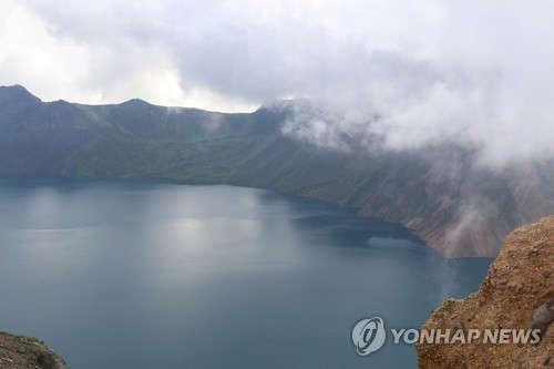 북한 핵실험이 '백두산 화산폭발'촉발할수도…